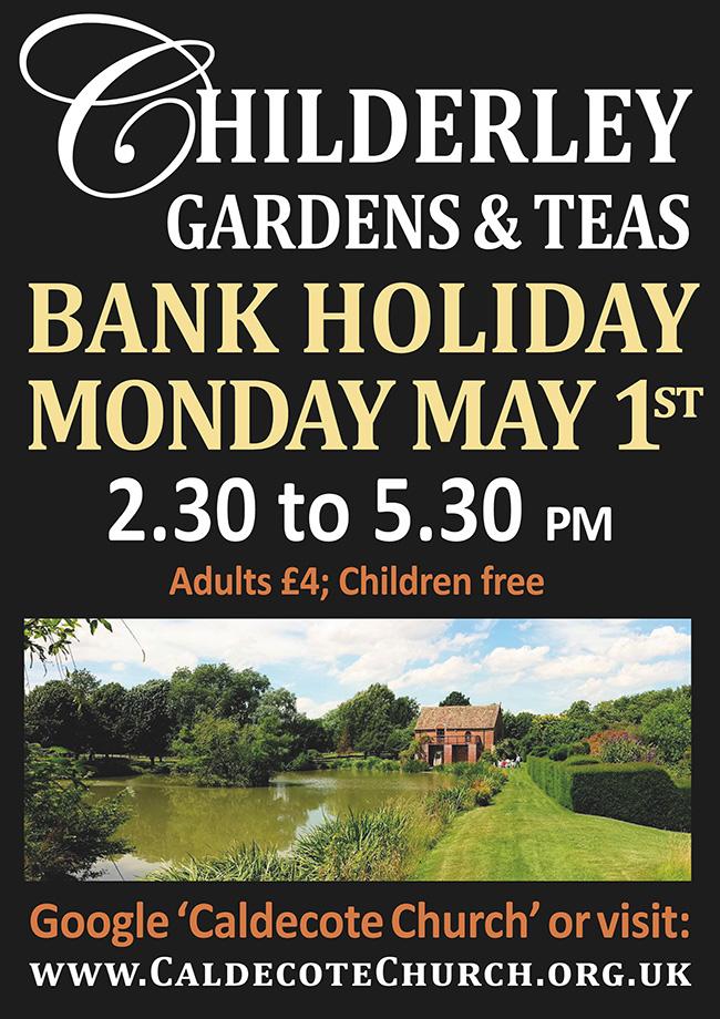 Childerley Open Gardens - May 2017