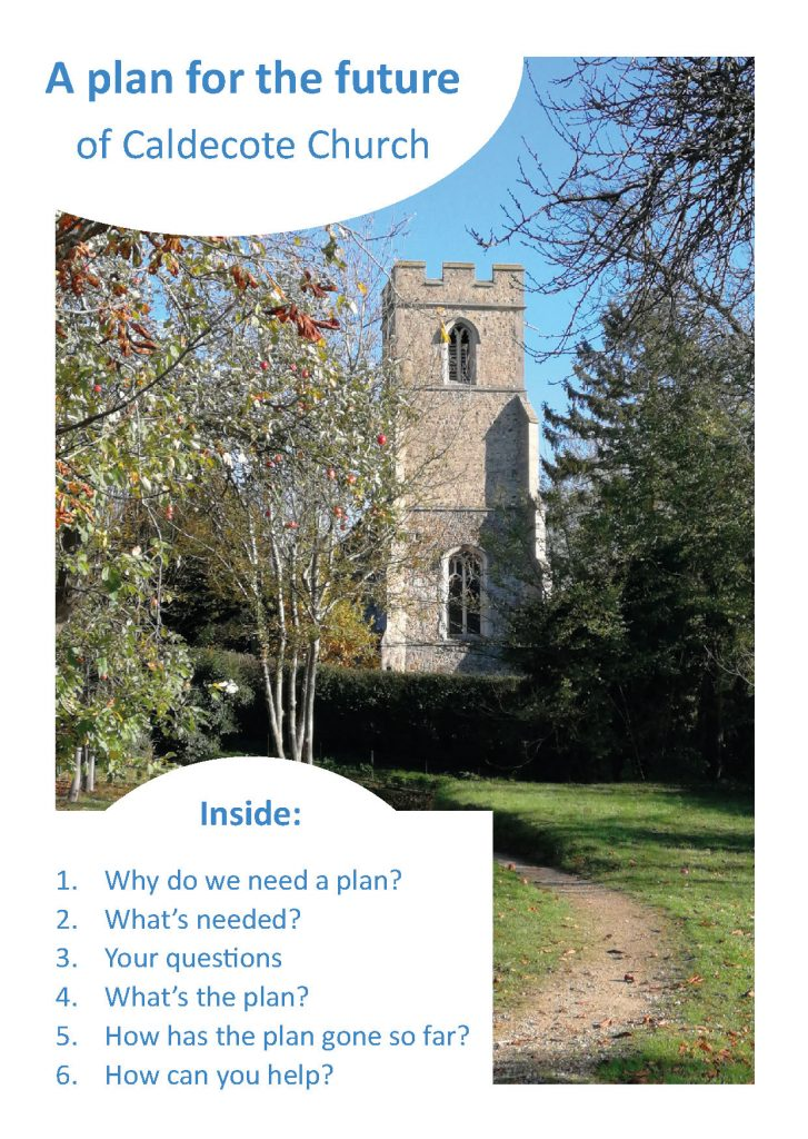 Download our Plan for the Future booklet (pdf)